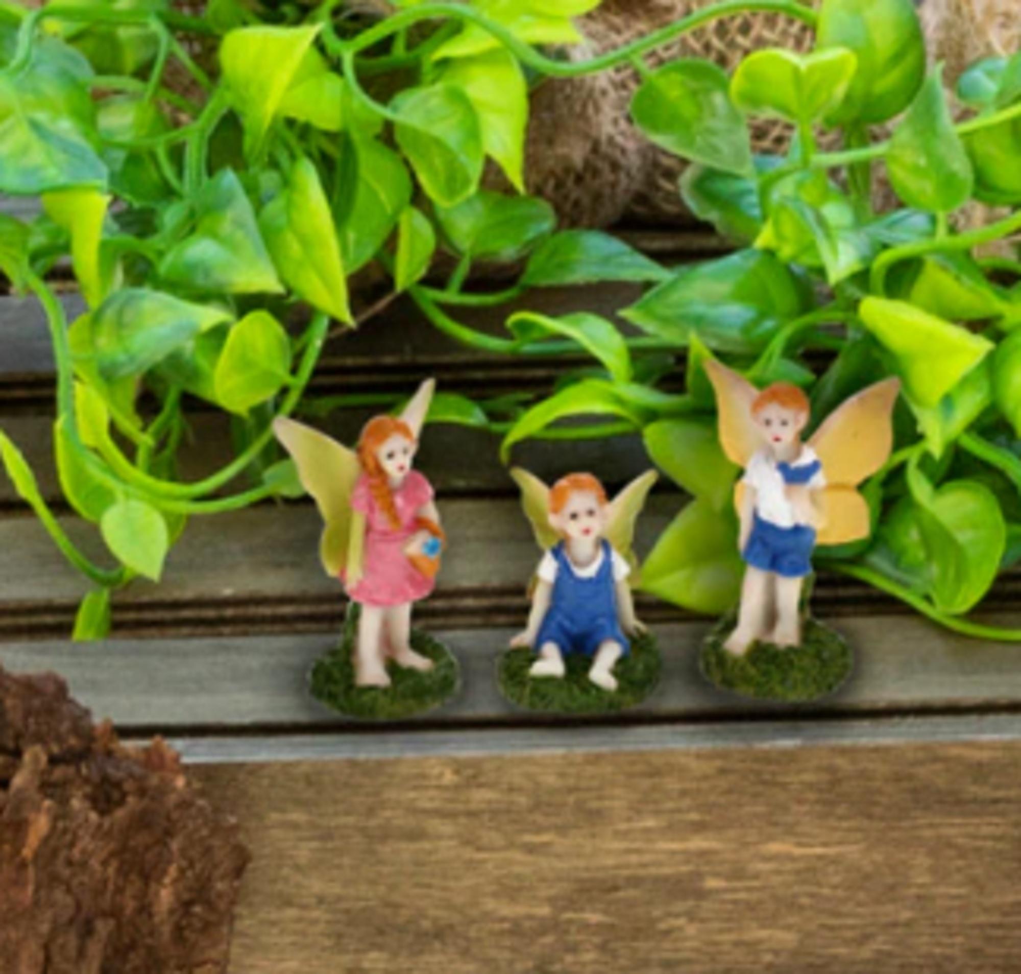 fairy garden figurines